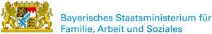 Logo Bayerisches Staatsministerium für Familie, Arbeit und Soziales Strong! Sub München