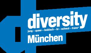 Logo Diversity Jugendzentrum München LGBTIQ