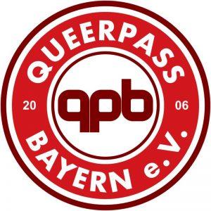 Logo Queerpass Bayern