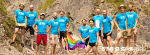 S'AG Gruppenfoto schwul München 2018