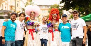 S'AG Hans-Sachs-Straßenfest schwules Straßenfest 2019