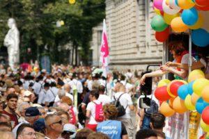 CSD Parade 2019 Sub München 4 - Copyright Mark Kamin