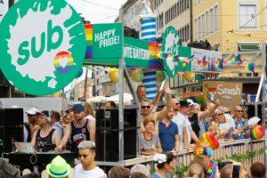CSD Parade 2019 Sub München 2 - Copyright Mark Kamin