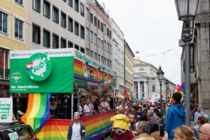 CSD Parade 2019 Sub München - Copyright Mark Kamin