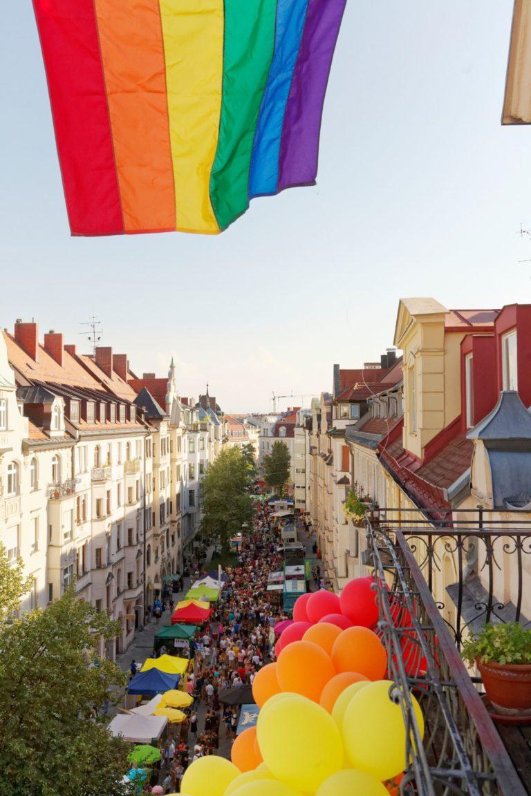 Hans-Sachs-Straßenfest Sub München 2019 3 - Copyright Mark Kamin